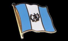 Flaggen-Pin Guatemala - 2 x 2 cm