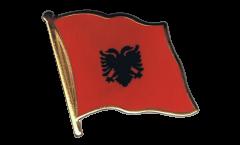 Flaggen-Pin Albanien - 2 x 2 cm