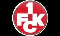 Pin 1. FC Kaiserslautern Logo - 1.5 x 1.5 cm