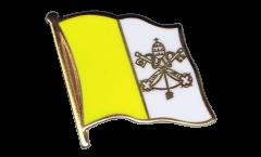 Flaggen-Pin Vatikan - 2 x 2 cm