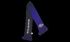 Schal NFL Baltimore Ravens - 17 x 150 cm