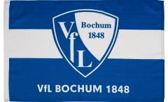 Stockflagge VfL Bochum 1848 - 60 x 90 cm