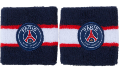 Schweißband Paris Saint-Germain, 2er Set - 8 x 9 cm