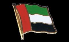 Flaggen-Pin Vereinigte Arabische Emirate - 2 x 2 cm