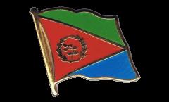 Flaggen-Pin Eritrea - 2 x 2 cm