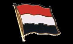 Flaggen-Pin Jemen - 2 x 2 cm
