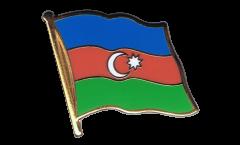 Flaggen-Pin Aserbaidschan - 2 x 2 cm