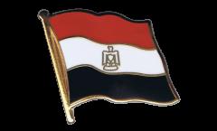 Flaggen-Pin Ägypten - 2 x 2 cm