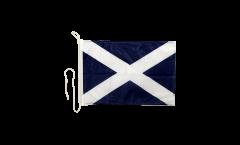 Bootsfahne Schottland - 30 x 40 cm