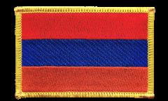 Aufnäher Armenien - 8 x 6 cm