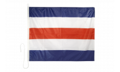 Signalflagge Charlie (C) - 75 x 90 cm