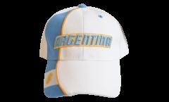 Cap / Kappe Argentinien, weiß-blau, flag