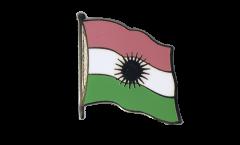 Flaggen-Pin Kurdistan - 2 x 2 cm