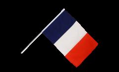 Stockflagge Frankreich - 60 x 90 cm