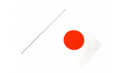 Stockflagge Japan - 60 x 90 cm