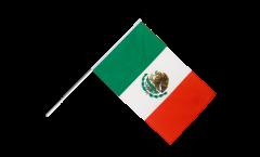 Stockflagge Mexiko - 60 x 90 cm