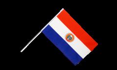 Stockflagge Paraguay - 60 x 90 cm