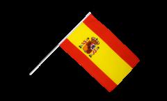 Stockflagge Spanien - 60 x 90 cm