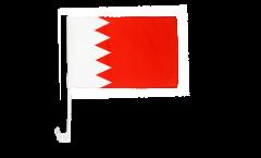 Autofahne Bahrein - 30 x 40 cm