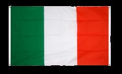 Balkonflagge Italien - 90 x 150 cm