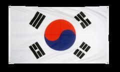 Balkonflagge Südkorea - 90 x 150 cm