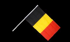 Stockflagge Belgien - 60 x 90 cm