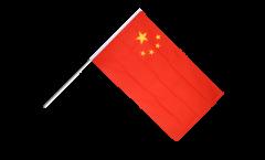 Stockflagge China - 60 x 90 cm