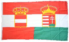 Flagge Österreich-Ungarn Handelsflagge 1867-1918