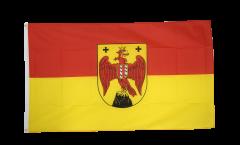 Flagge Österreich Burgenland - 90 x 150 cm