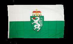 Flagge Österreich Steiermark - 90 x 150 cm