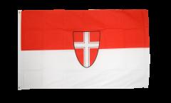 Flagge Österreich Wien