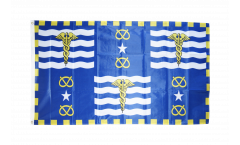 Flagge Australien Stadt Brisbane
