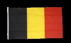 Flagge Belgien