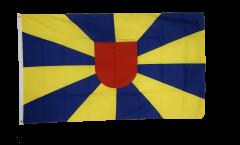 Flagge Belgien Westflandern