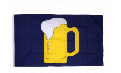 Flagge Bier
