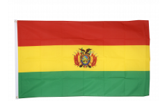 Flagge Bolivien