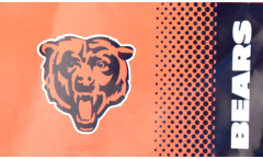 Flagge NFL Chicago Bears Fan - 90 x 150 cm