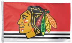Flagge NHL Chicago Blackhawks - 90 x 150 cm