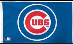 Flagge MLB Chicago Cubs - 90 x 150 cm