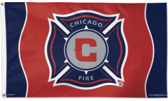 Flagge Chicago Fire