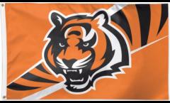 Flagge NFL Cincinnati Bengals - 90 x 150 cm
