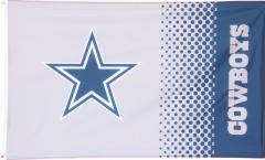 Flagge NFL Dallas Cowboys Fan - 90 x 150 cm