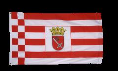 Flagge Deutschland Bremen