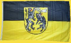 Flagge Deutschland Landkreis Bamberg