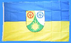 Flagge Deutschland Landkreis Donnersberg