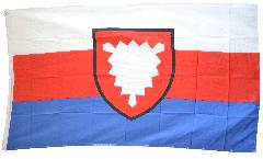 Flagge Deutschland Landkreis Schaumburg
