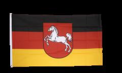 Flagge Deutschland Niedersachsen