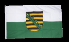 Flagge Deutschland Sachsen
