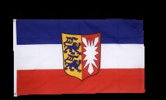 Flagge Deutschland Schleswig-Holstein