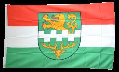 Flagge Deutschland Stadt Bergisch Gladbach
